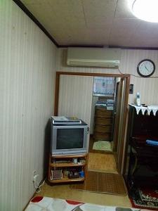 工事前の脱衣場 (2)