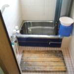 旧浴室です。