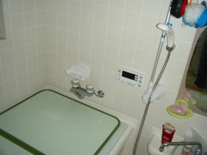 浴室工事前1
