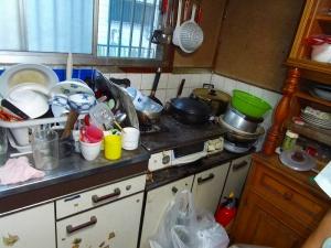 前キッチン1