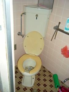 1階トイレ前A