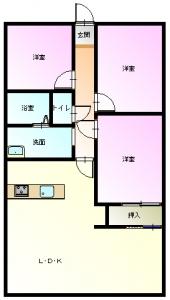 吹田・斎藤・建具取付け5・3-平面図(1階)