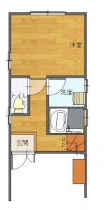 加藤様工事前-平面図( 1  階)